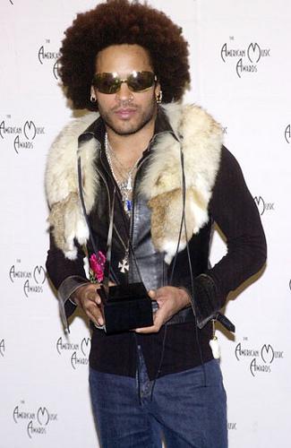 Lenny kravitz fur