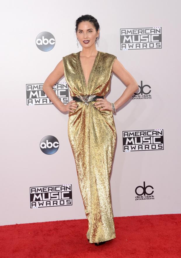 olivia munn American music Awards 2014