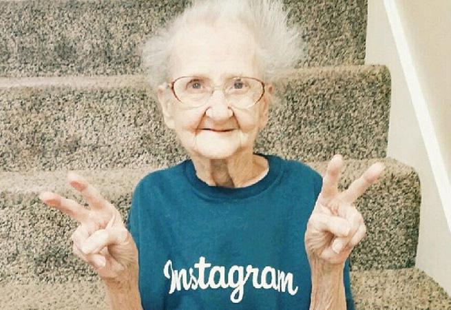 mamie instagram
