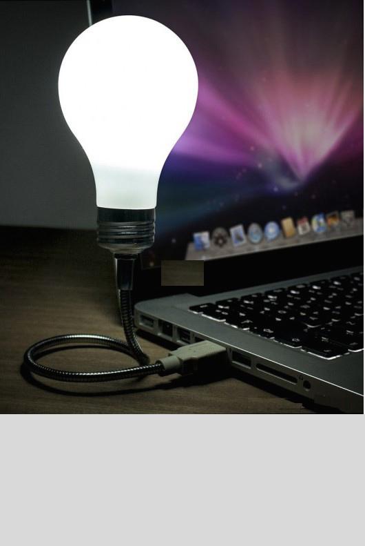 Lampe USB - L'avant Gardiste