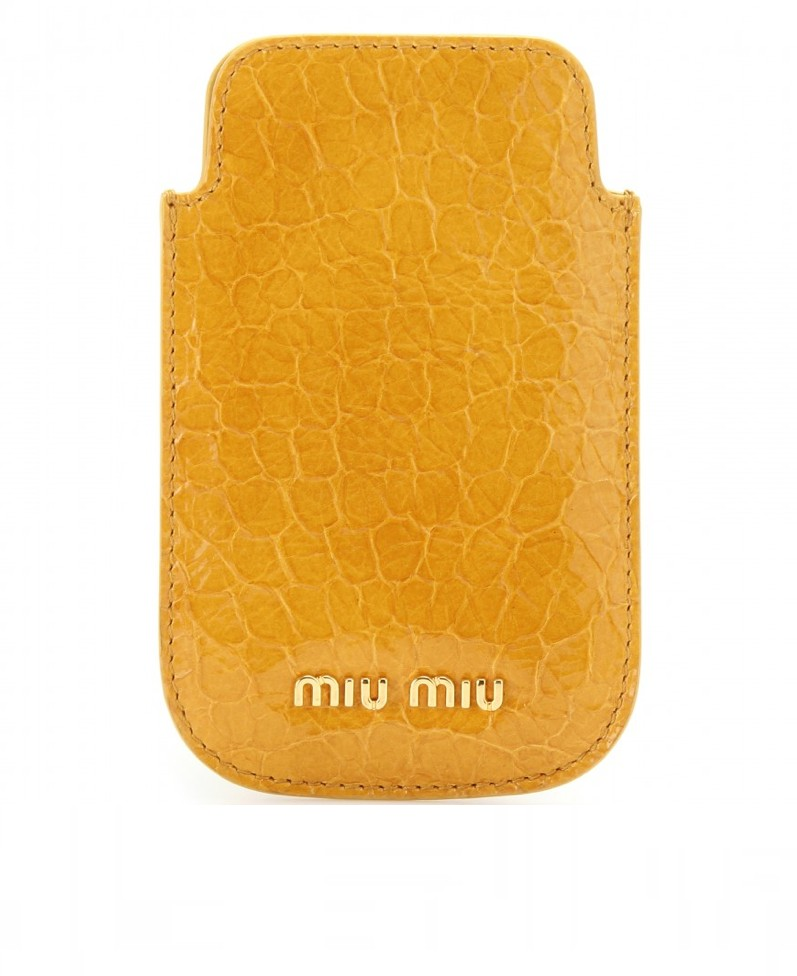 Étui iPhone - Miu Miu