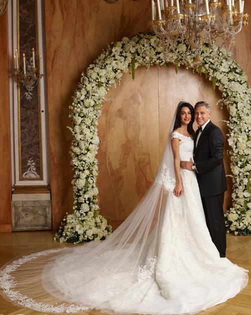 mariage de George Clooney