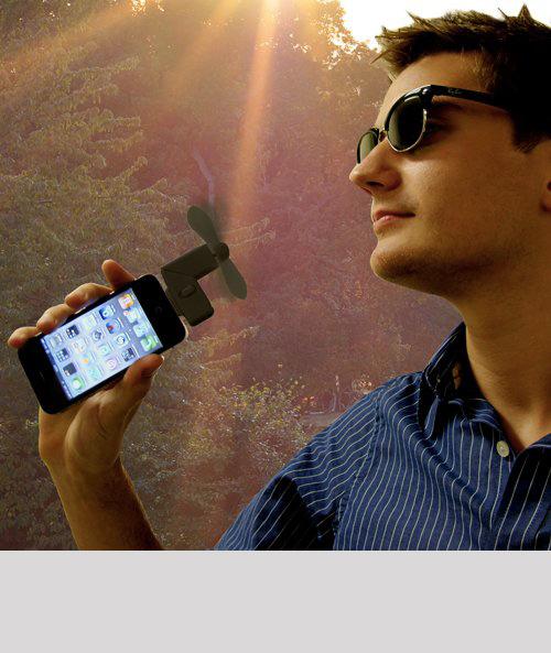 Ventilateur pour iPhone