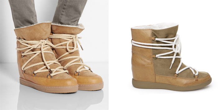 isabel marant moon boots