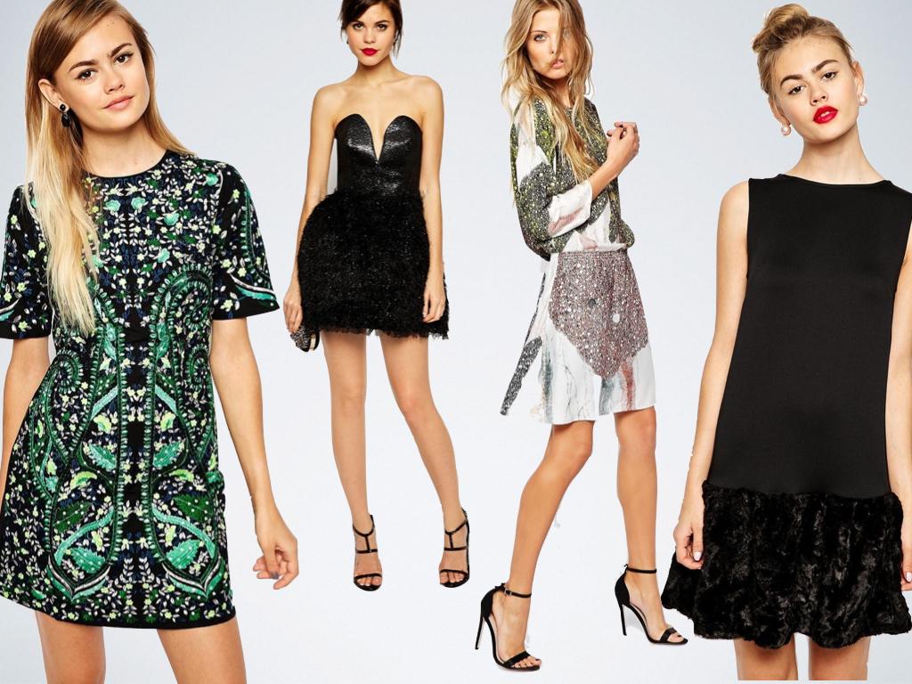 #Sélection Asos : 25 sublimes robes de soirée pour les fêtes