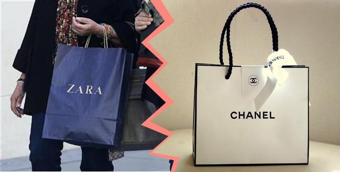 #Récidive : Zara copie Chanel