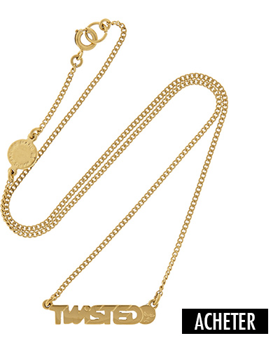 collier marc  by marc jacobs
