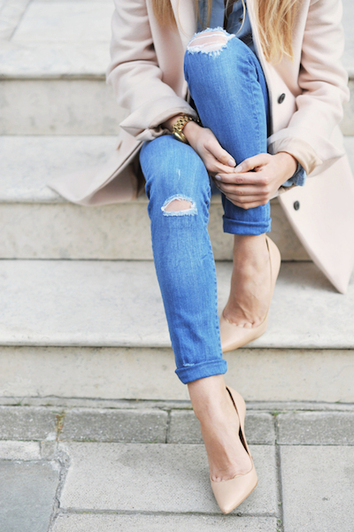 pumps street style