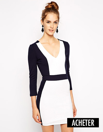 French Connection - Robe moulante (107 €)