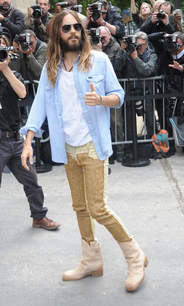 jared leto skinny jeans