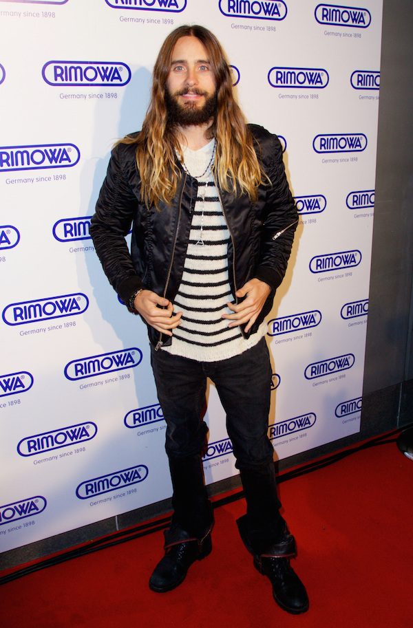 jared leto stripped tee