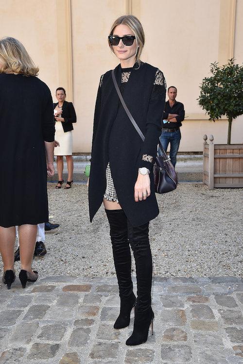 olivia palermo fashion week 2014