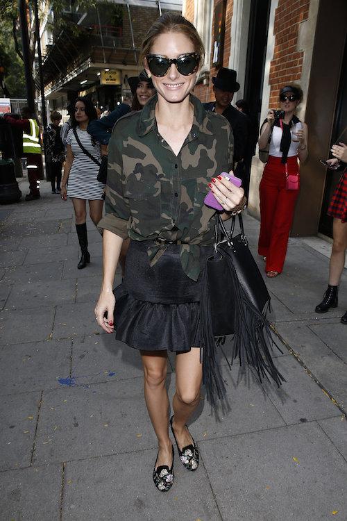 Olivia Palermo new york