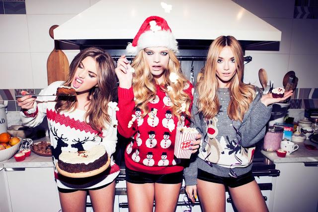 C'est la journée internationale du pull de Noël