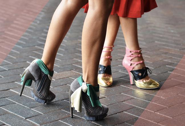 #Shoesday : Comment venir à bout des mauvaises odeurs dans vos chaussures ?
