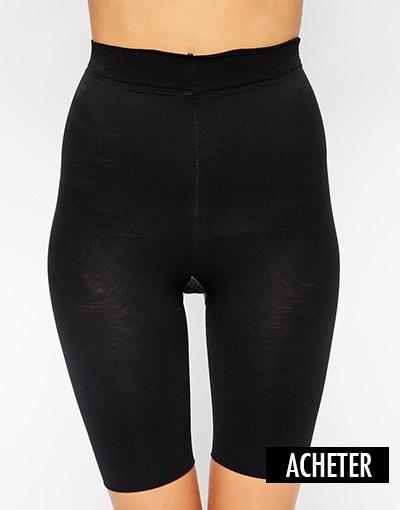 culotte gainante noire