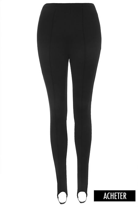 topshop collant noir