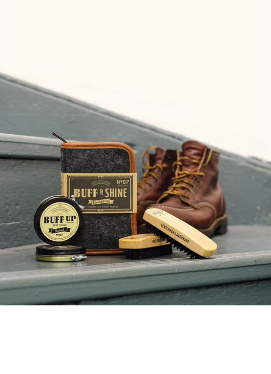 L'avant gardiste - Kit de cirage à chaussures