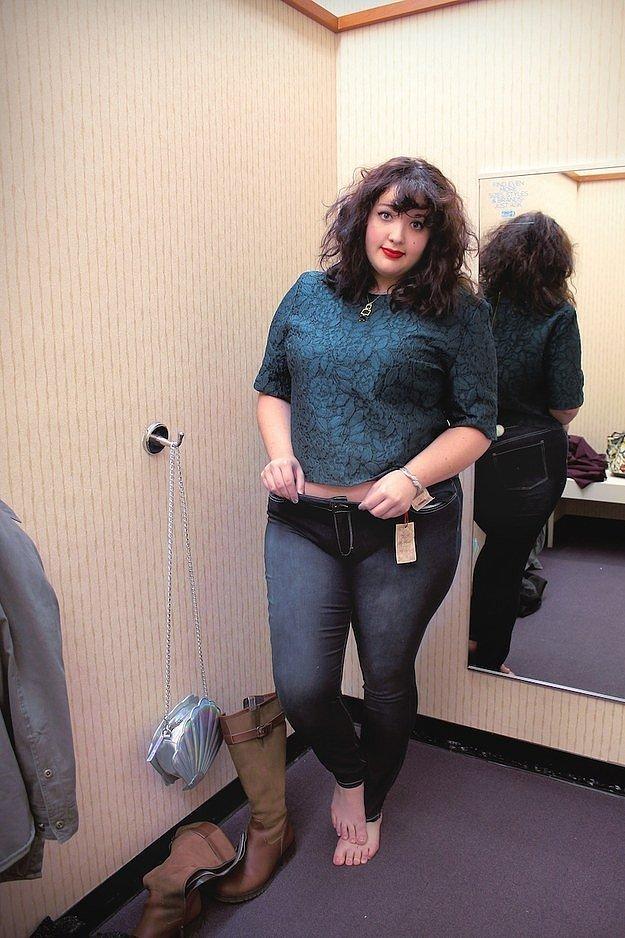 decree plus size jeans