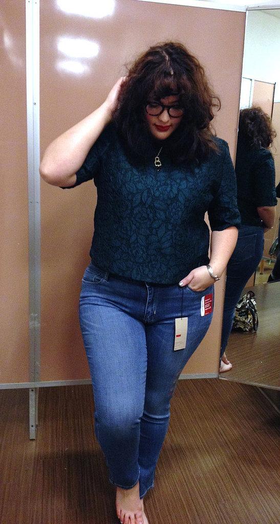levi plus size jeans