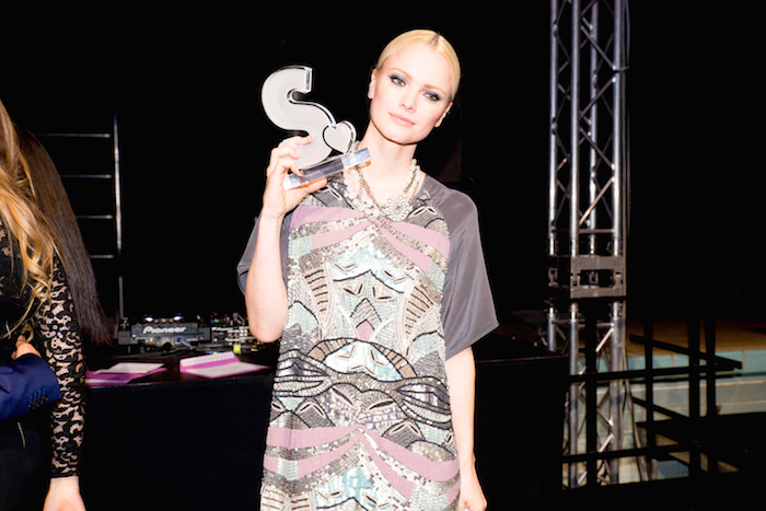 Franziska Knuppe skylight fashion awards