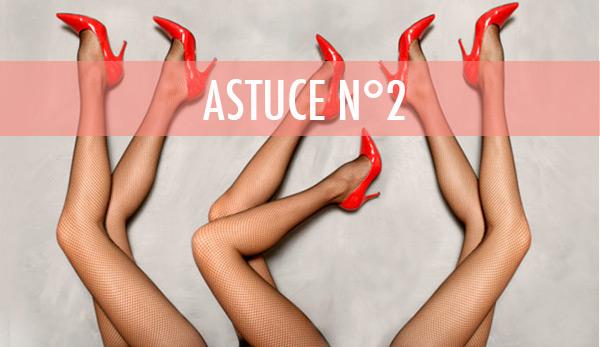 8 astuces pour ne plus avoir mal aux pieds en talons