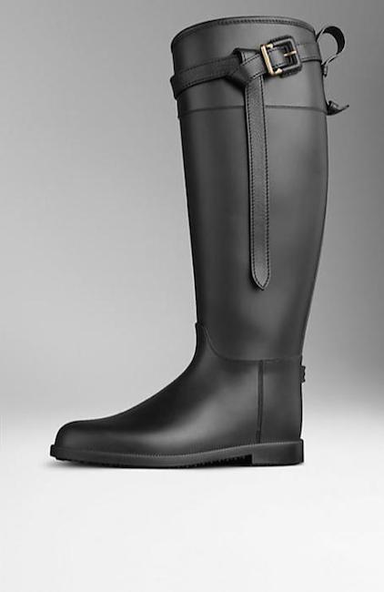 Burberry - Bottes de pluie
