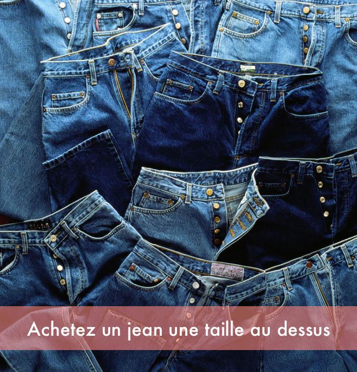 Les astuces pour avoir le bon jean