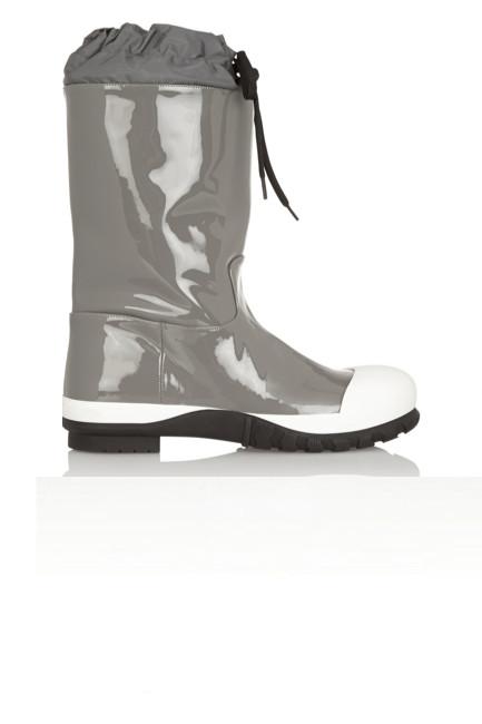 Miu Miu - Bottes de pluie