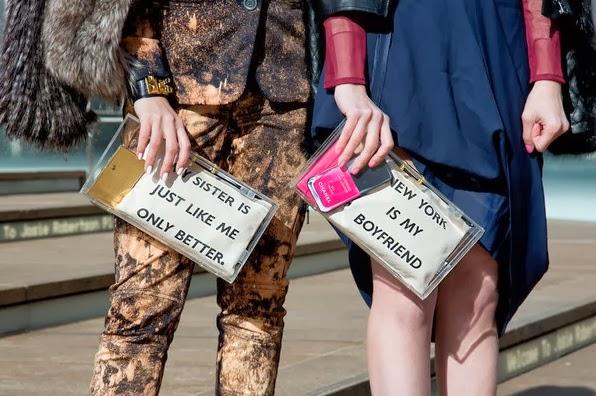 Les sacs à message