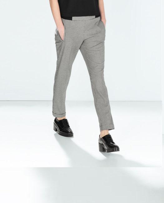Zara - Pantalon habillé