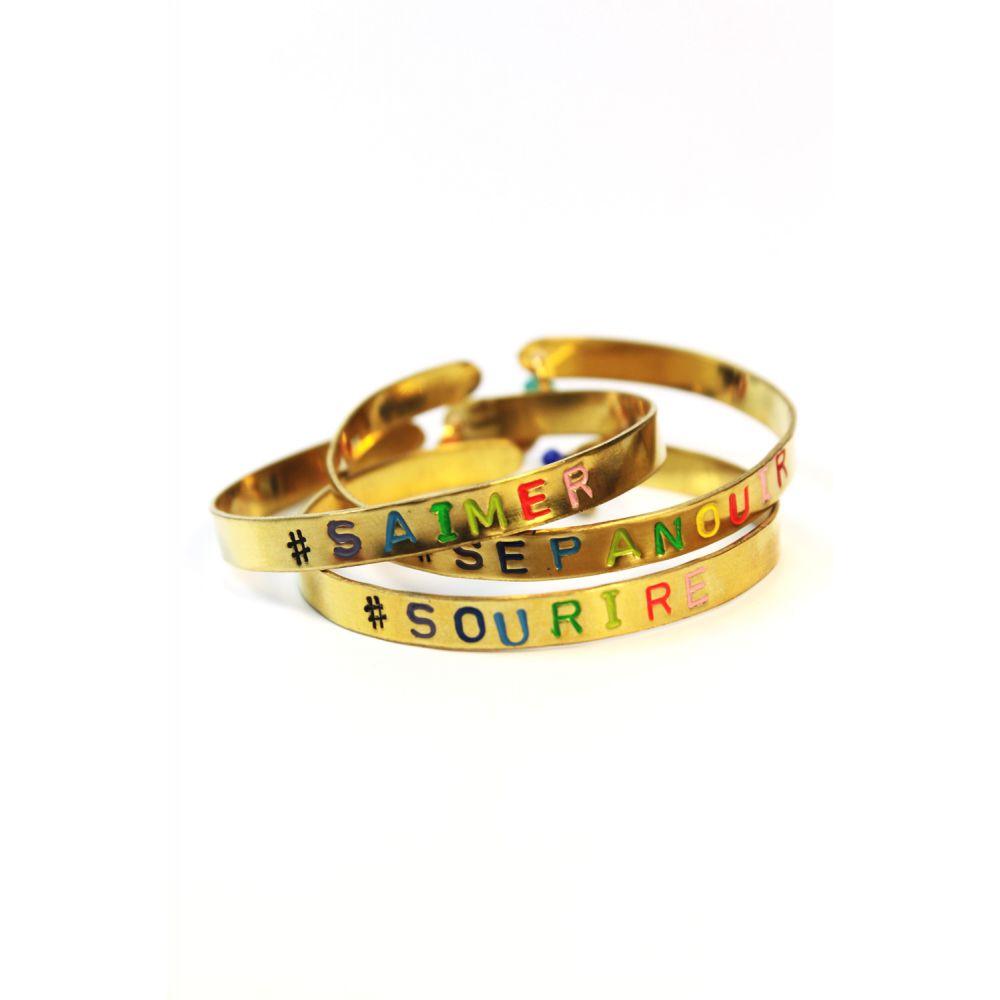 Mimi l'amour - Trio de bracelets