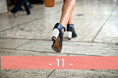 Symptômes d'une accro aux paires chaussures