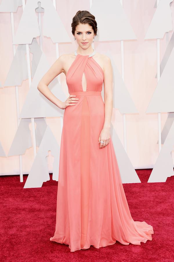 Anna Kendrick in Takhoon Oscars-2015