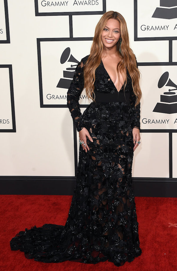 Beyonce proenza schouler dress