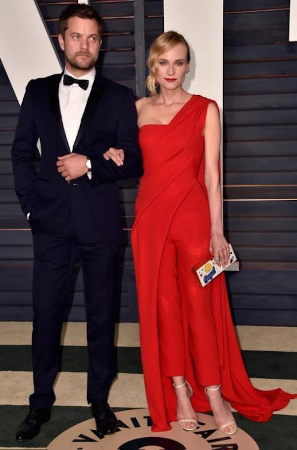 Diane Kruger in Donna Karan Oscars 2015