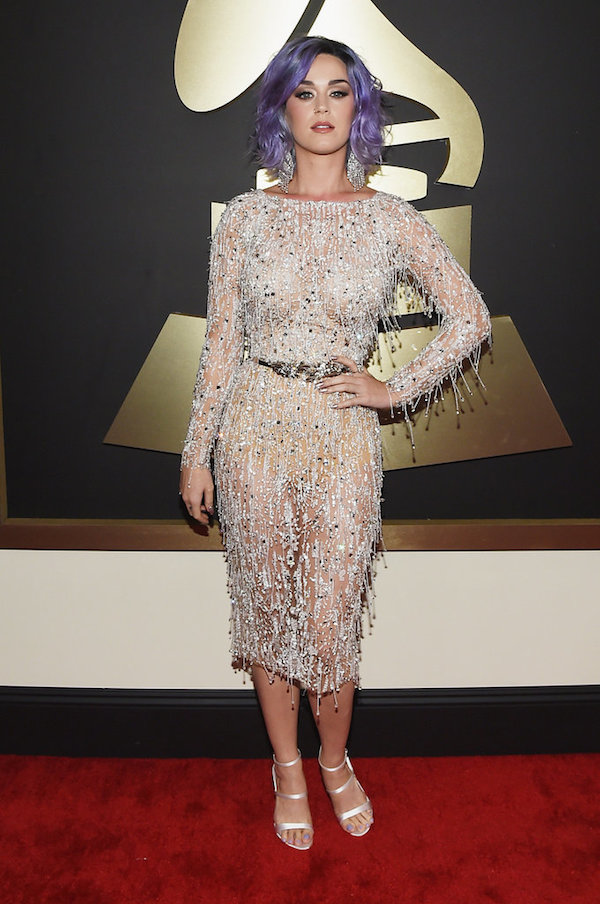 Katy Perry Zuhair Murad dress