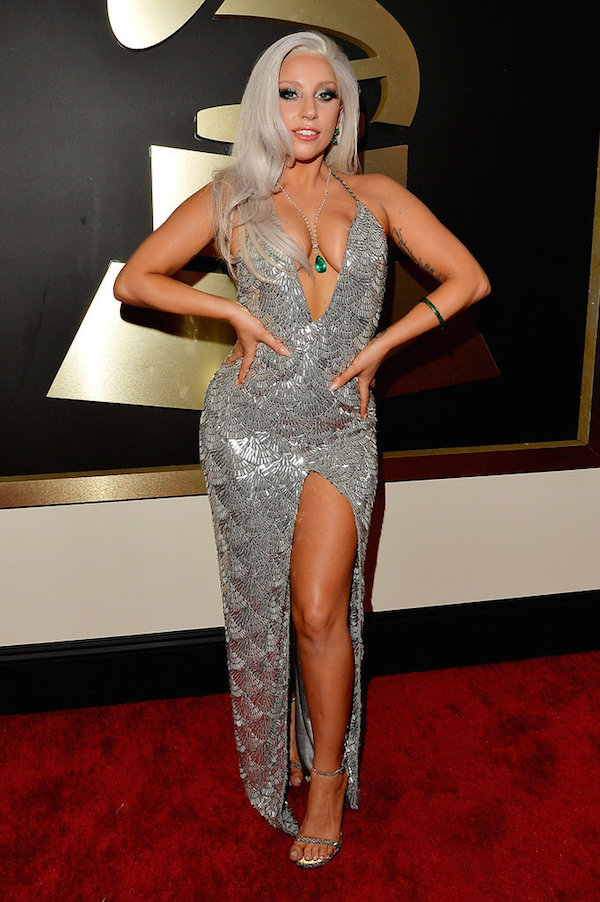 Lady gaga grammy awards 2015