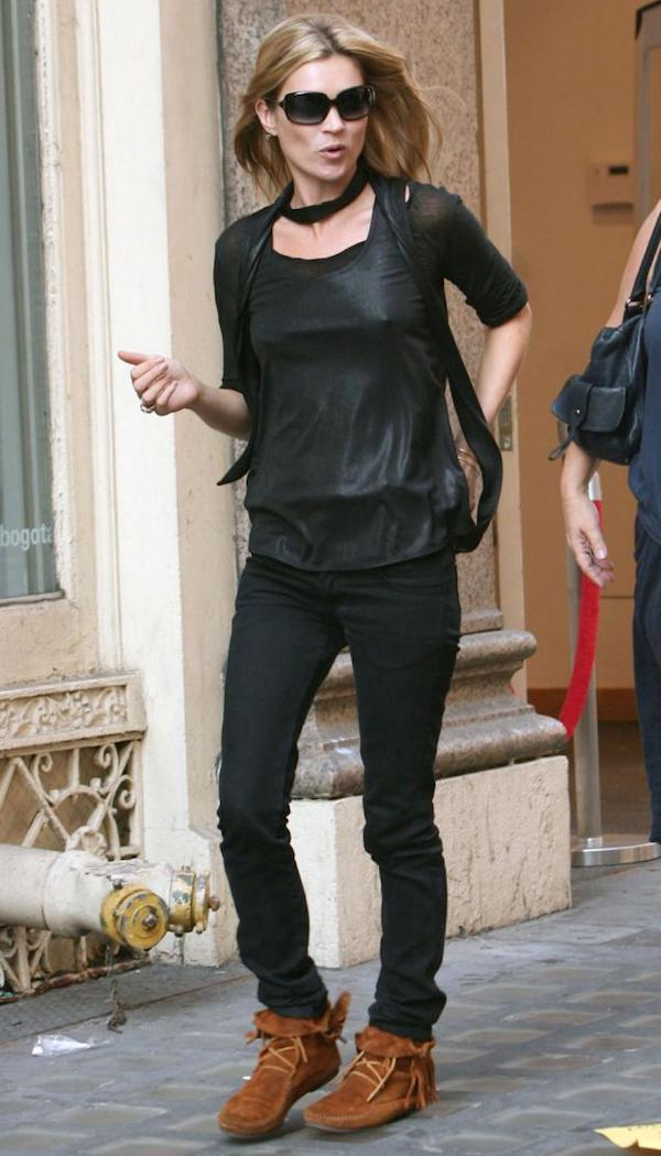 Kate Moss Minnetonka