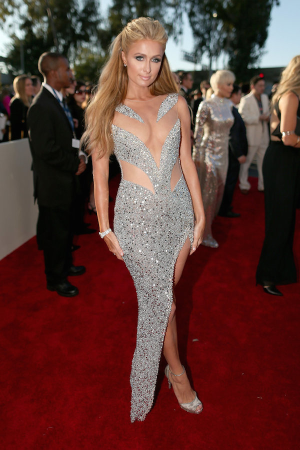 Paris Hilton grammies