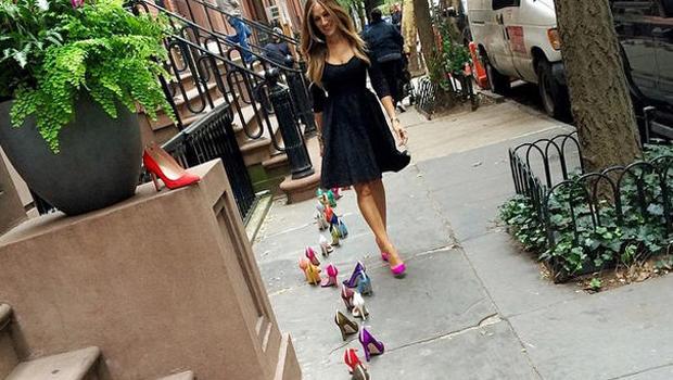 Les chaussures approuvées par Sarah Jessica Parker
