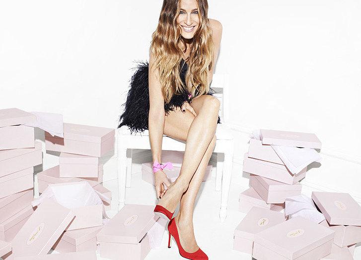 #MardiShoesday : Les chaussures approuvées par Sarah Jessica Parker