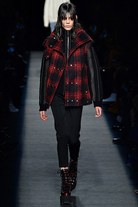 Alexander Wang - Fall 2015 - Ready-to-wear