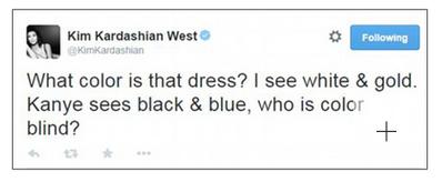 Compte Tweeter de Kim Kardashian