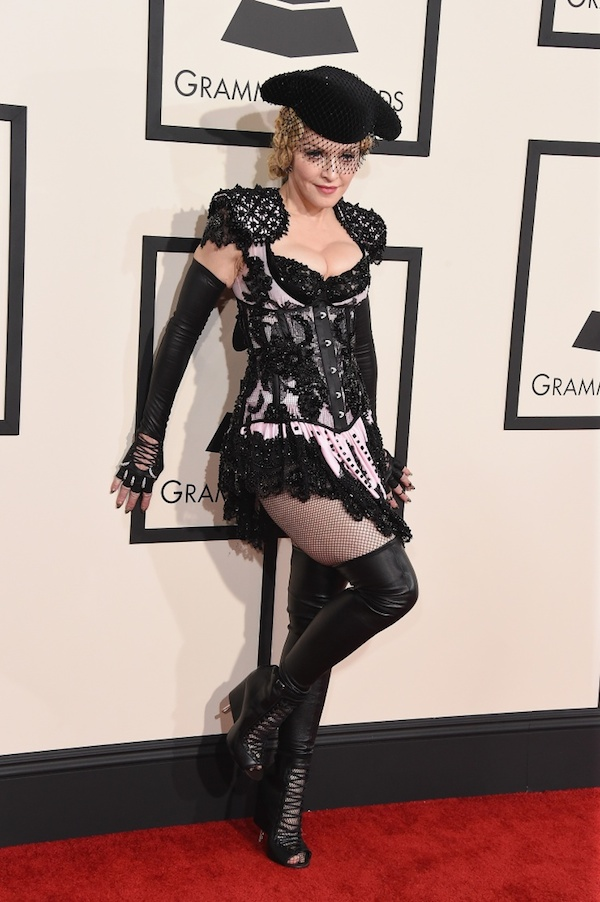 madonna grammy awards 2015