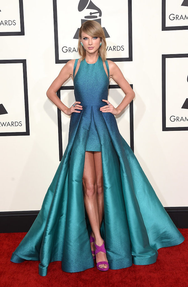 taylor swift elie saab dress