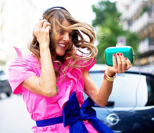 Inspiration street style casque audio