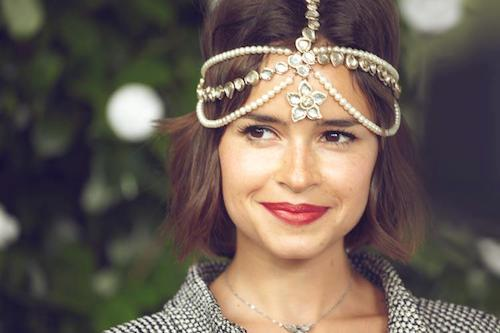 Headbands miroslava dumo