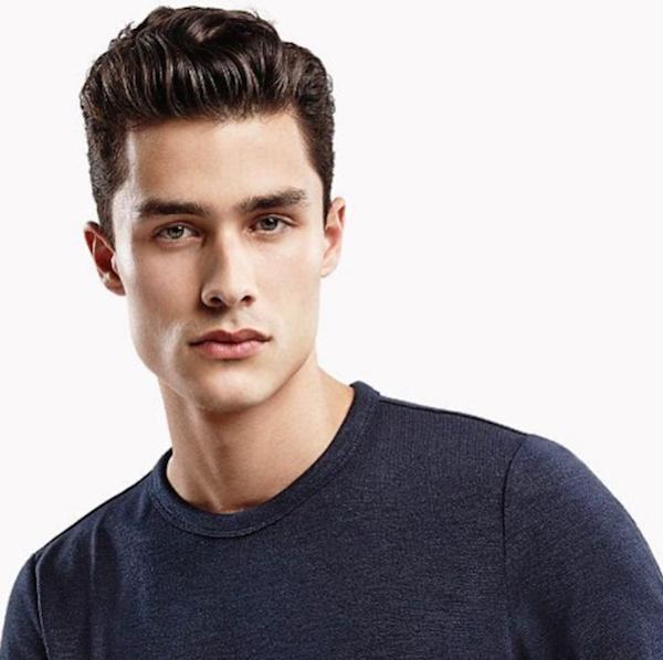 Les 20 plus beaux mecs sur Instagram
