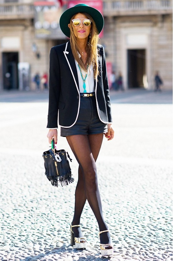 Inspiration Street Style chaussures plateforme